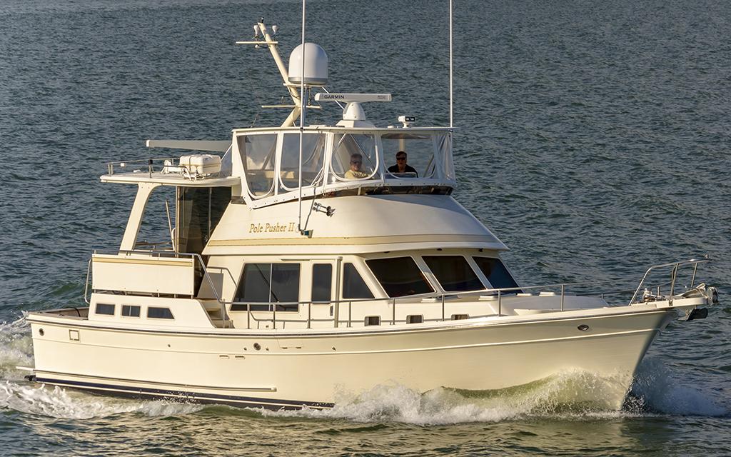 1998 Offshore 48 _Pole Pusher II
