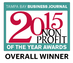 2015 Non-Profit of the Year Logo