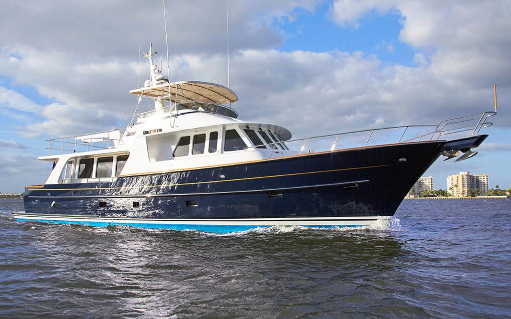 2002 72' Southern Ocean Trawler Nikita